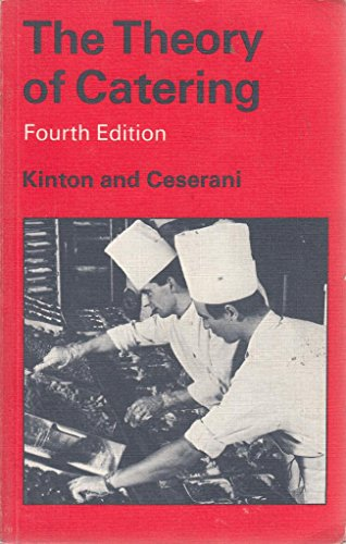 9780713101935: The Theory of Catering