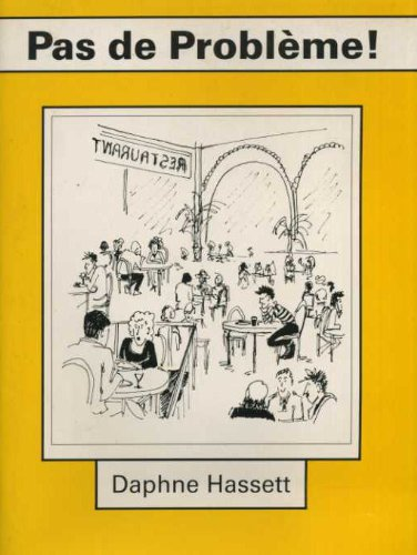 9780713108651: Pas de Problem (English and French Edition)