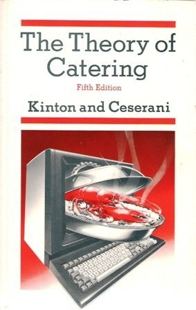 9780713109856: The Theory of Catering