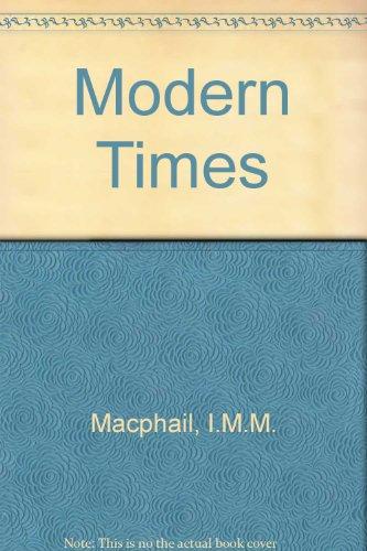 9780713112207: Modern Times