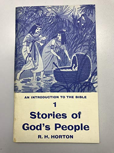 9780713112269: An Introduction to the Bible: Stories of God's People Bk. 1