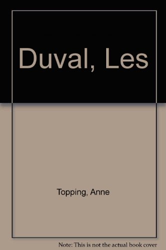 9780713114478: Les Duval (French Edition)