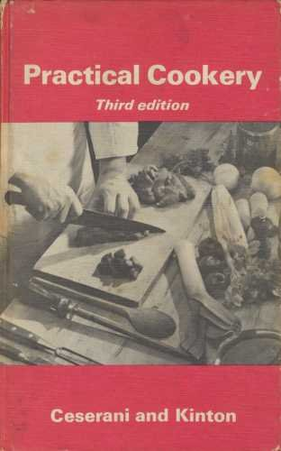 Practical Cookery: Ceserani Victor -