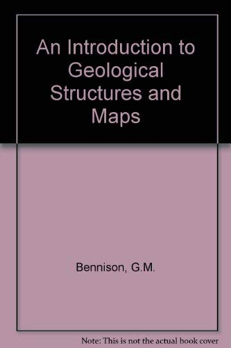 9780713122497: An Introduction to Geological Structures and Maps