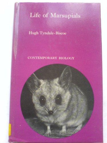 9780713123760: Life of Marsupials (Contemporary Biology)