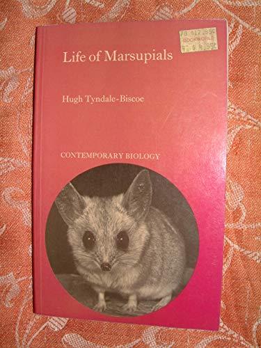 9780713123777: Life of Marsupials (Contemporary Biology)