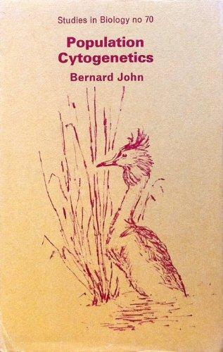 Population Cytogenetics: John, Bernard