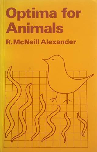 9780713128437: Optima for Animals