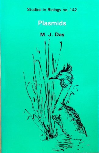 Plasmids (Studies in Biology): Day, Martin J.