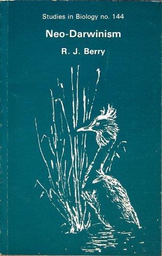 9780713128499: Neo-Darwinism (Studies in Biology)