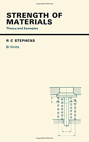9780713132106: Strength of Materials: S.I.Units: Theory and Examples