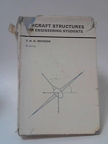 9780713132762: Aircraft Structures for Engineering Students