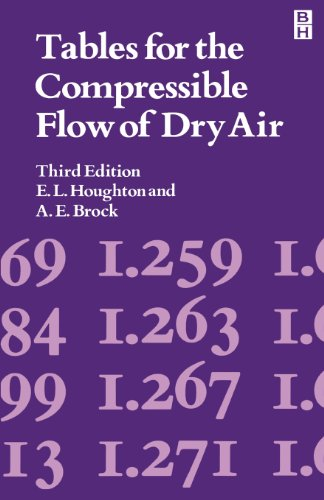 9780713133523: Tables: Compressible Flow of Dry Air, Third Edition