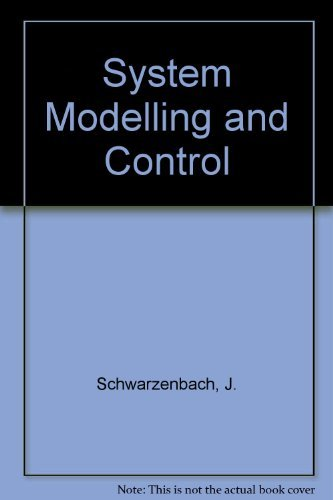 9780713133929: System Modelling and Control