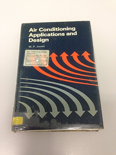 9780713134230: Air Conditioning Applications and Designs