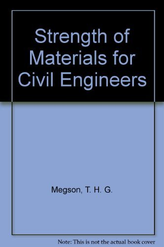 9780713136128: Strength of Materials for Civil Engineers
