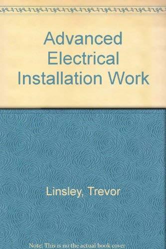 9780713136517: Advanced Electrical Installation Work