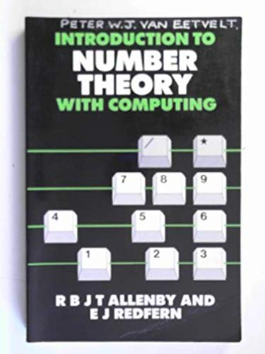 9780713136616: Introduction to Number Theory With Computing