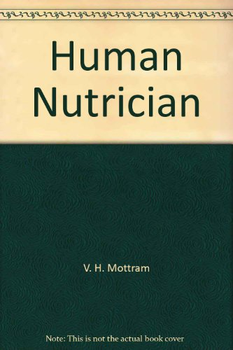 Human Nutrician: n/a
