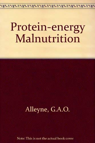 9780713142853: Protein-energy malnutrition
