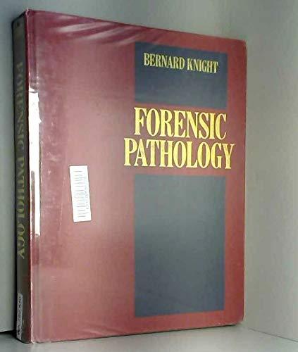 9780713145502: Forensic Pathology