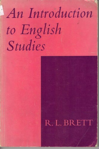 9780713150193: Introduction to English Studies