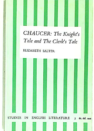 9780713150612: Chaucer's