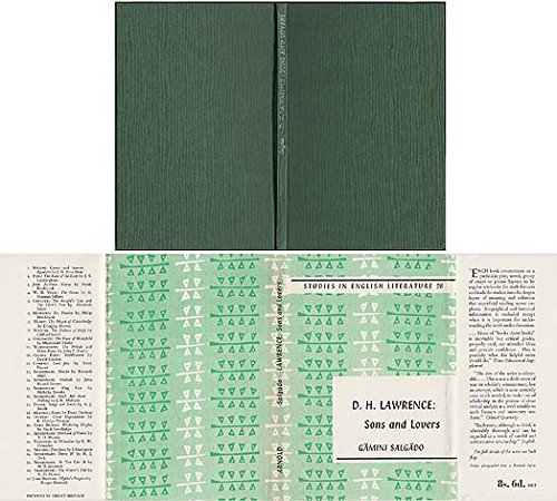 9780713151060: D.H.Lawrence's