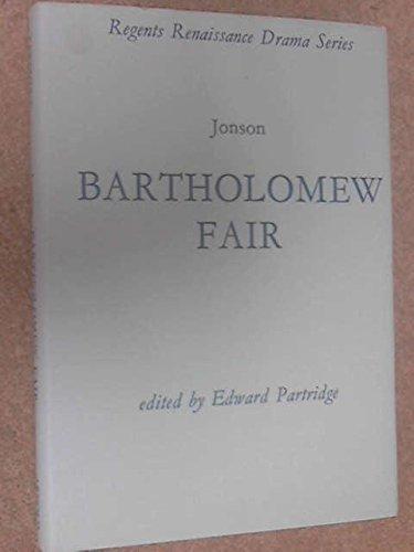 9780713152111: Bartholomew Fair