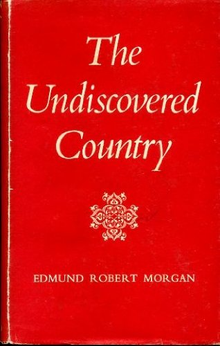 Undiscovered Country: Anthology of Hereafter: Edmund Robert Morgan