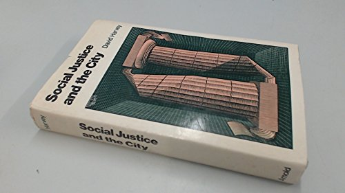 9780713156874: Social Justice and the City