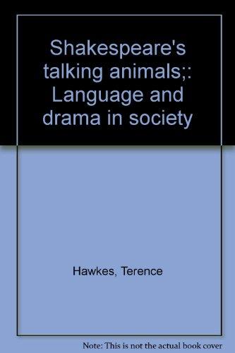 9780713156973: Shakespeare's Talking Animals
