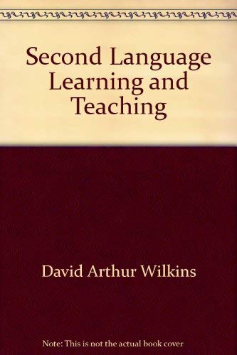 9780713157581: Second-language Learning and Teaching