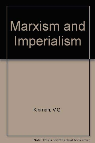 9780713157642: Marxism and Imperialism