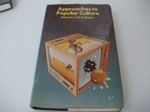 9780713158342: Approaches to Popular Culture