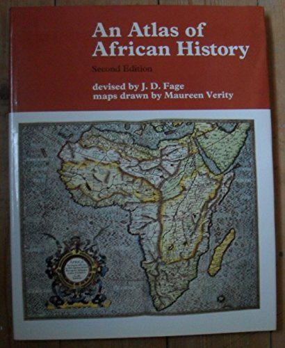 9780713159639: Atlas of African History