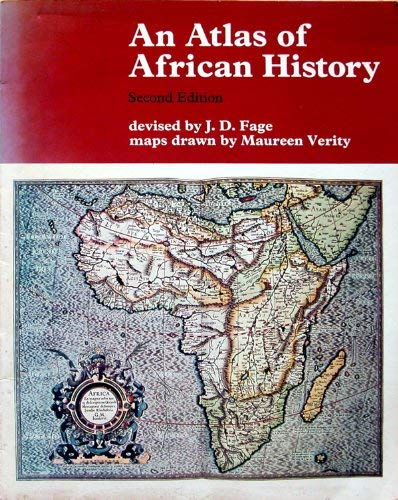 9780713159646: An Atlas of African History