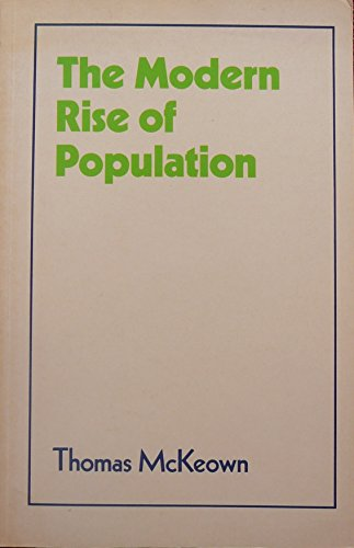 9780713159868: Modern Rise of Population