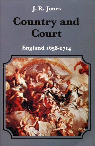 9780713161045: Country and court: England, 1658-1714
