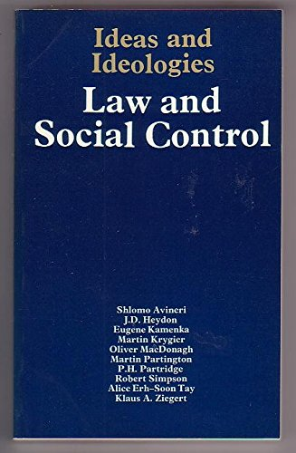 Law and Social Control