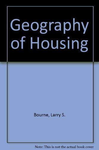 9780713163407: Geography of Housing