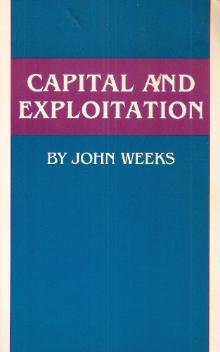 9780713163513: Capital and Exploitation