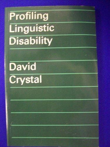 9780713163544: Profiling Linguistic Disability