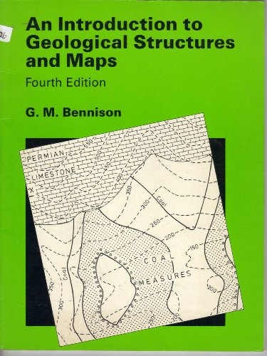 9780713164329: An Introduction to Geological Structures