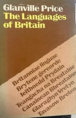 9780713164527: The Languages of Britain