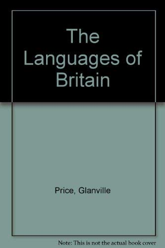 The Languages of Britain: Price, Glanville