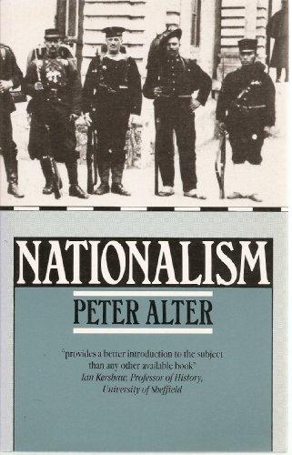 9780713165197: Nationalism