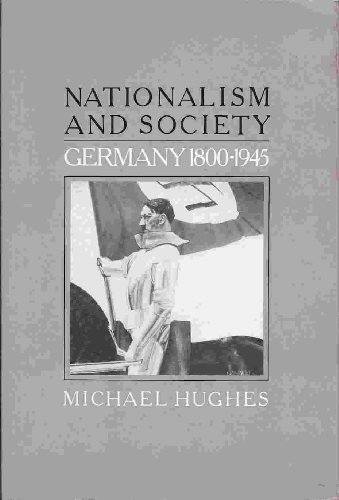 9780713165227: Nationalism and Society: Germany, 1800-1945