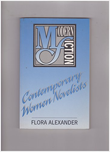9780713165579: Contemporary Women Novelists (Modern Fiction)