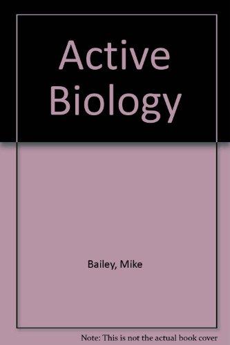9780713177565: Active Biology